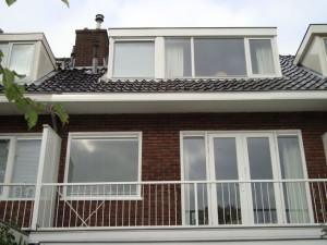 Bovenverdieping en dak